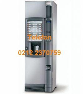 Jetonlu Kahve Makinesi