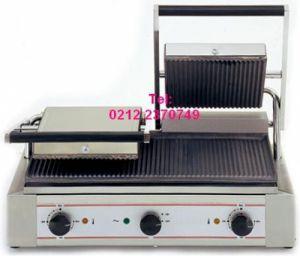 Çift Kapaklı Tost Makinası