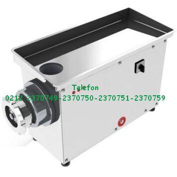 kasap tipi market tipi köfteci tipi yemekhane tipi endüstriyel kıyma makinaları satış ve servis telefonu 0212 2370749